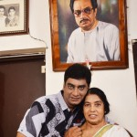 Actor Sudheer Karamana family