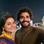 Actress Namitha With Veera