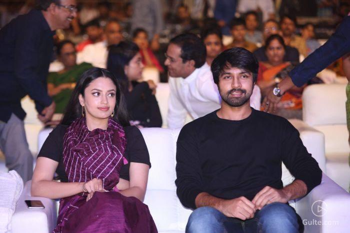 Malavika Nair at Vijetha Movie Audio Launch