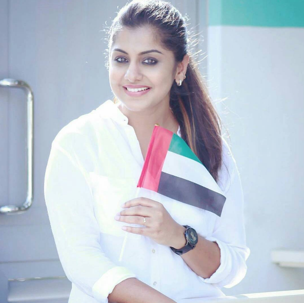 Meera Nandan In Dubai - Photos