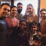 Virat Kohli Anushka Marriage Photos