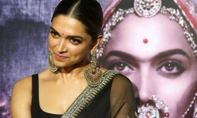 Deepika Padukone At 3D Trailer Launch Of Film Padmavati