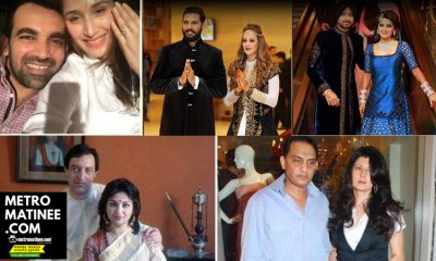Cricketers_BollywoodActresses