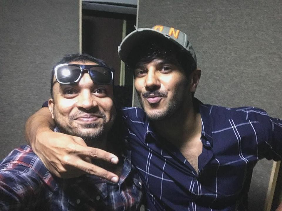 Dulquer and Soubin
