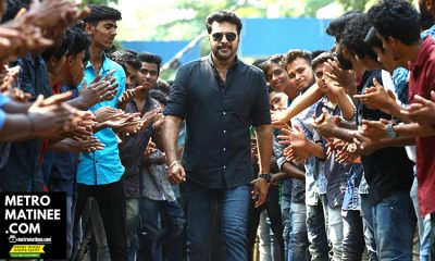 Masterpiece Mammootty Movie Latest Location Stills