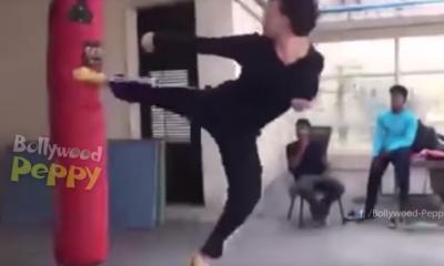 Stunt Practise - Video