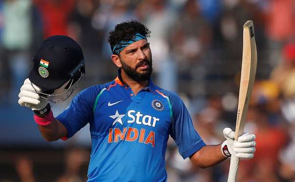 Top 5 Indian batsmen with most number of ODI sixes