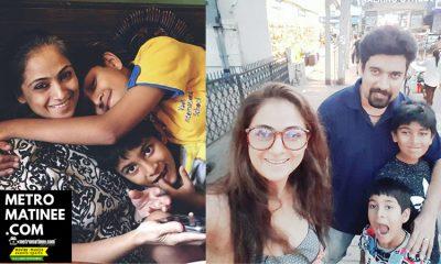 Actress_Simran_Family