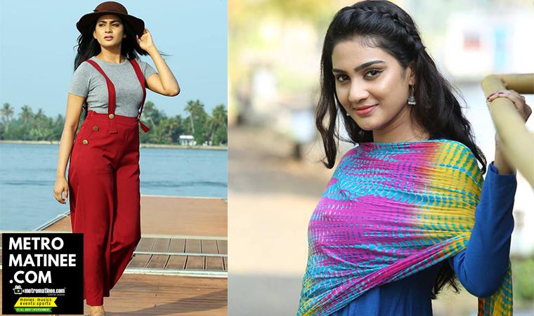 Pranav Mohanlal New Photo Actress Aditi Ravi Pho...