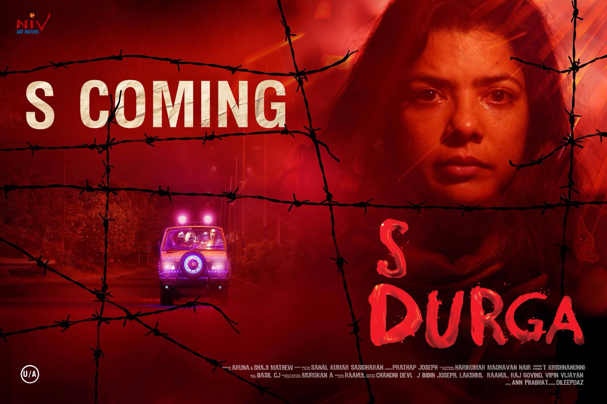 Sanal Kumar Sasidharans S Durga To Get A Release On March 23 In Kerala-4402