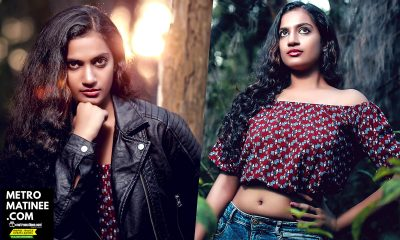 Bhavika Rajan Portfolio shoot by Rathilal Photography