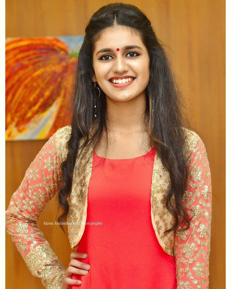 Campus Connect College Sports Entertainment Viral News: Priya Prakash Varrier Glam Trending Unseen Photos