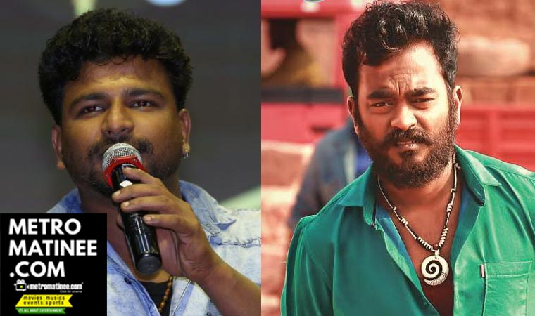 Angamaly Diaries Fame Tito Wilson against Appani Sarath