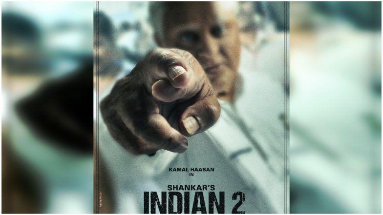 Image result for ഇന്ത്യൻ 2 വിലെ പോസ്റ്റർ